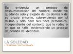 la soledad7