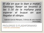prolepsis o flashforward48