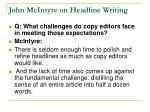 john mcintyre on headline writing31