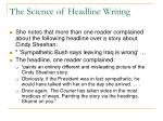the science of headline writing25