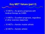 key met values part 2