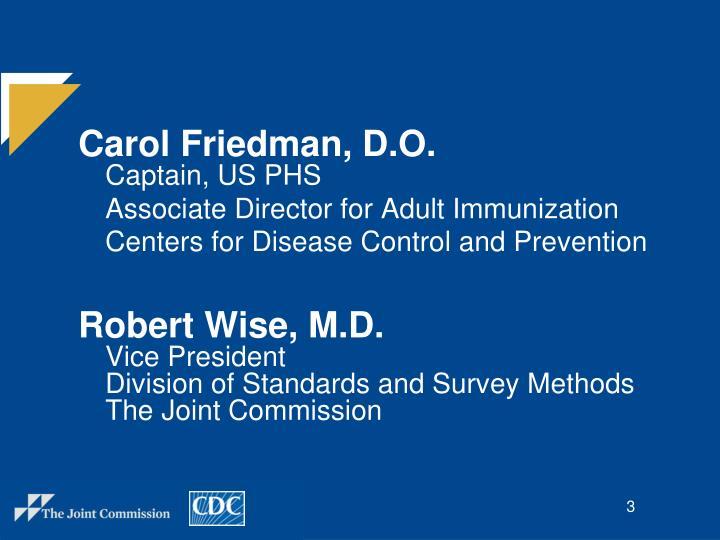 Carol Friedman, D.O.