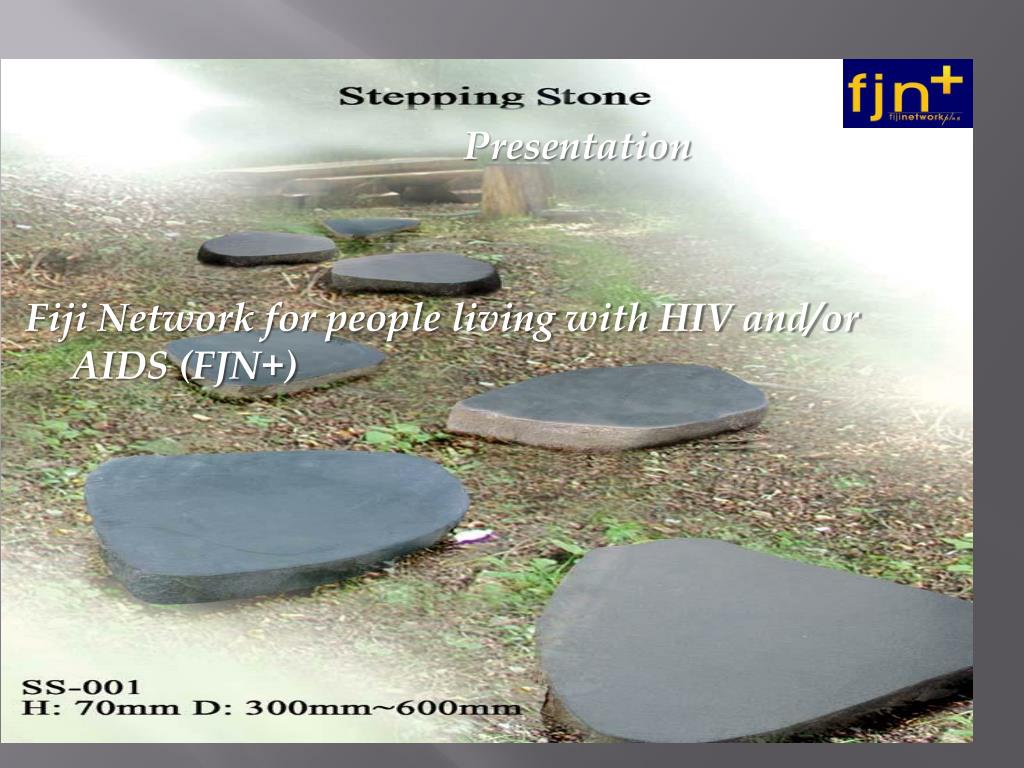 presentation fiji network for people living with hiv and or aids fjn l.