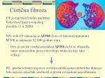 cisti na fibroza