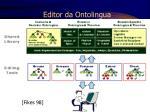 editor da ontolingua