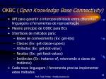okbc open knowledge base connectivity