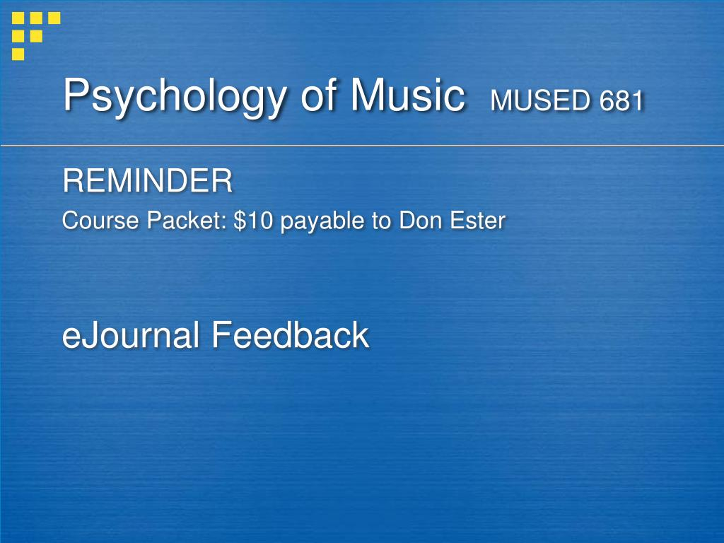 psychology of music mused 681 l.