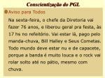 conscientiza o do pgl21