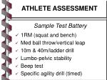 athlete assessment19