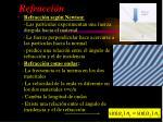 refracci n