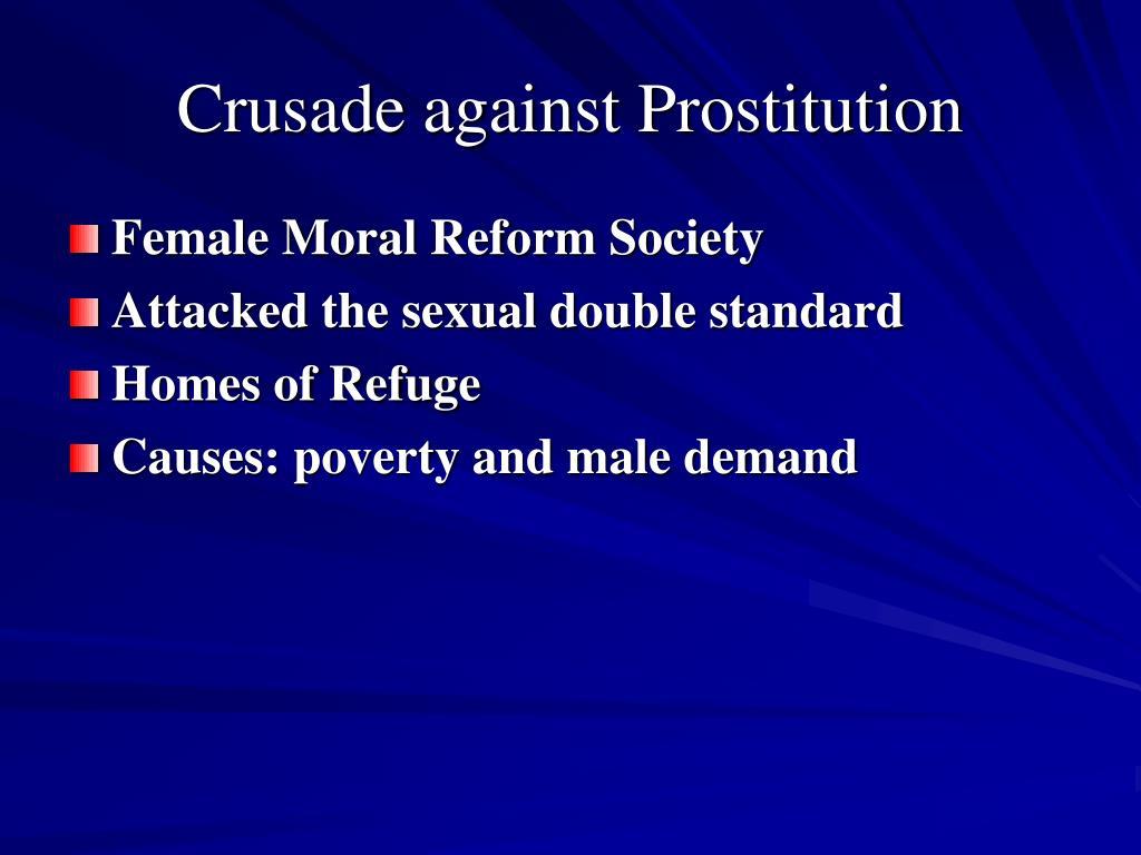 Crusade against Prostitution