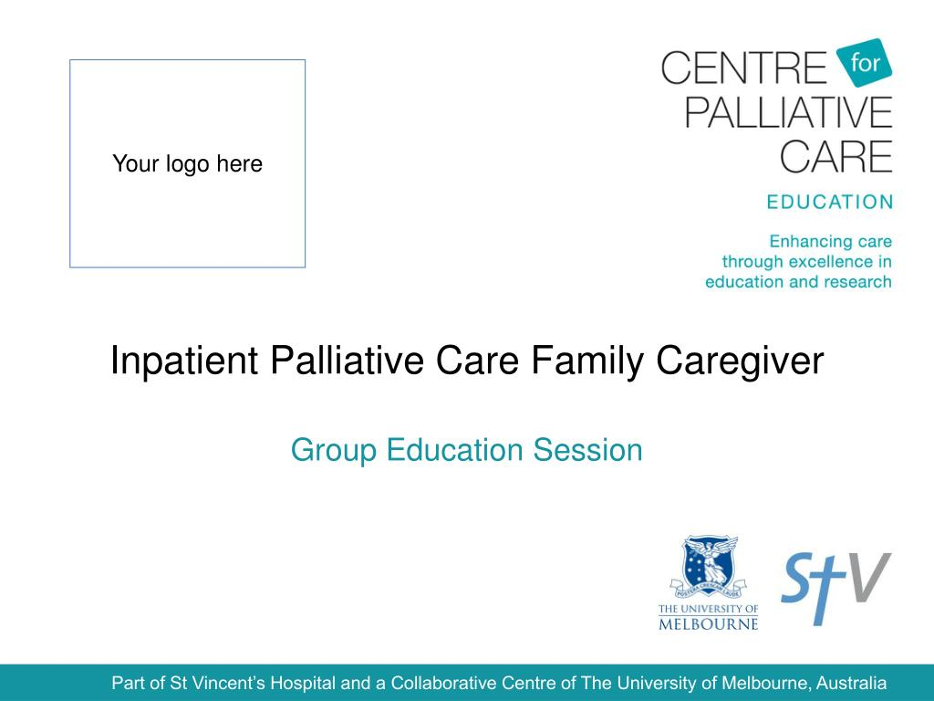 inpatient palliative care family caregiver l.
