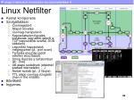 linux netfilter
