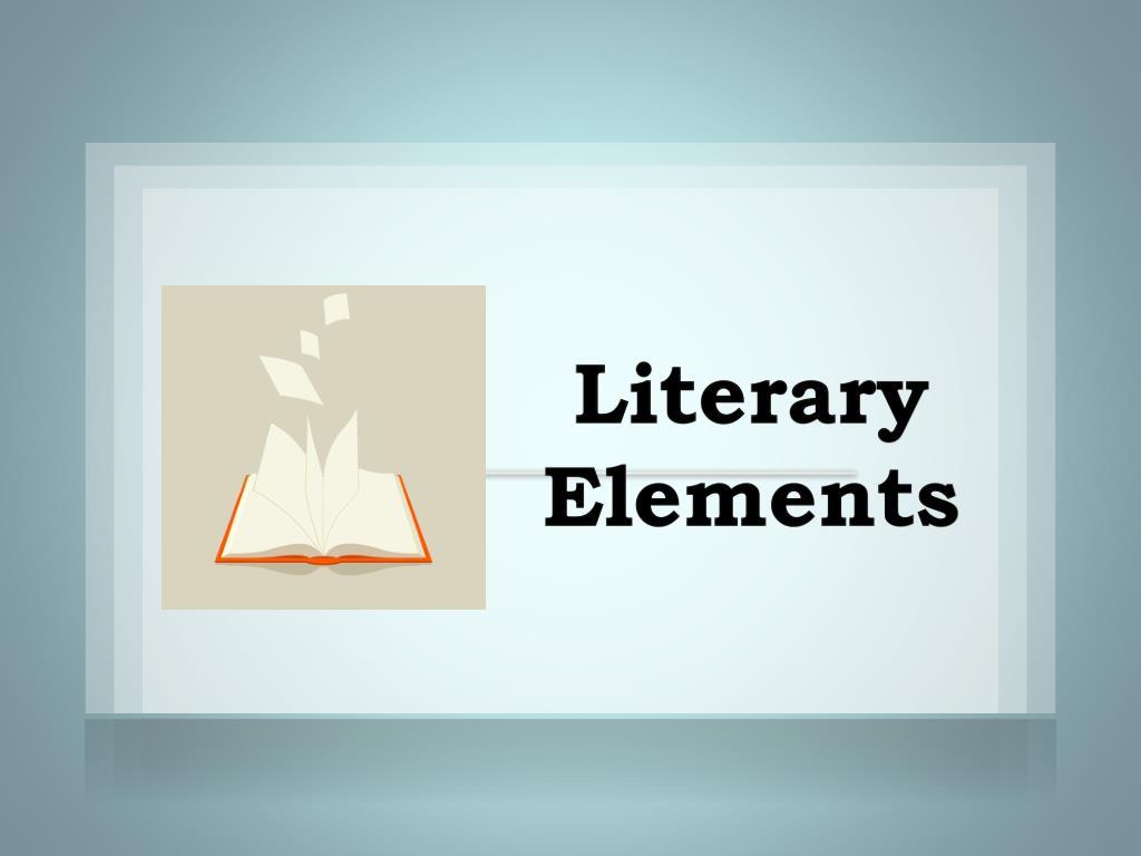 literary elements l.