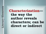 literary elements23
