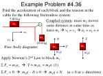 example problem 4 36