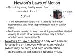 newton s laws of motion5