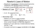 newton s laws of motion8