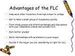 advantages of the flc