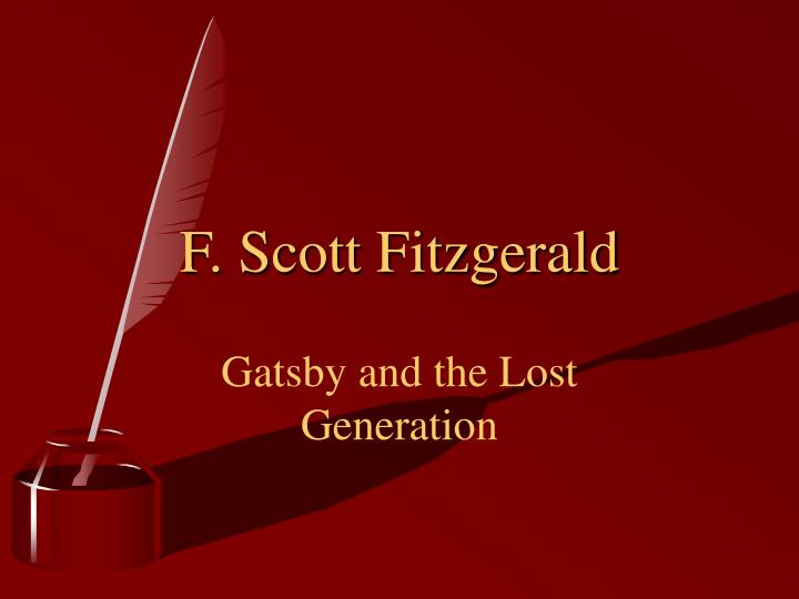 the lost generation critical essay All quiet on the western front lost generation thesis all quiet on the western front essay lost generation for schizophrenics and naltrexone for addicts in that risperdal is absolutely critical for schizophrenicsall quiet on the western front essays.