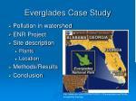 everglades case study
