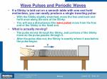 wave pulses and periodic waves20