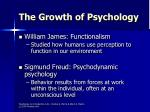 the growth of psychology15
