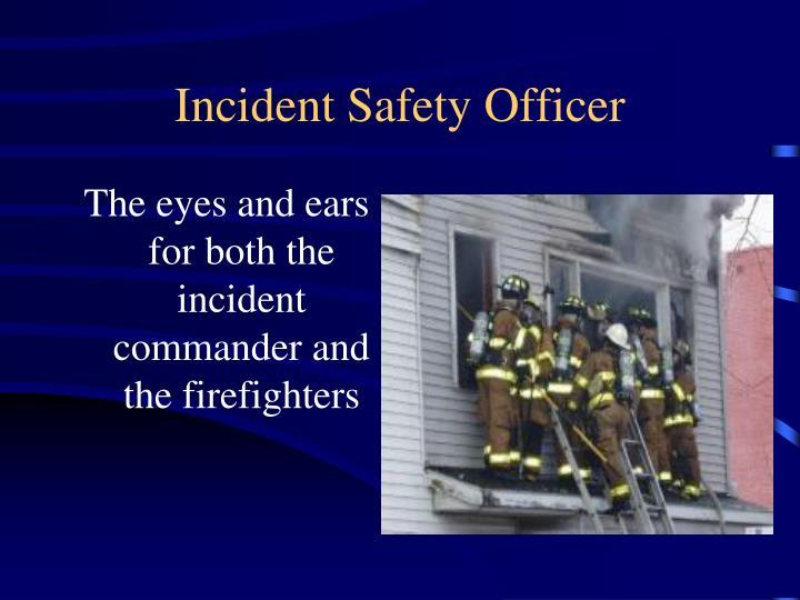 Incident safety officer2