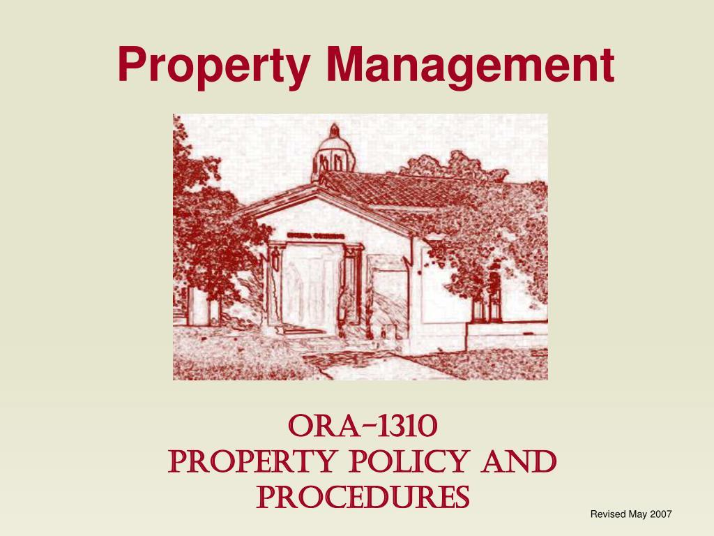 property management l.