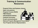 training communication resources