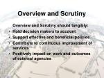 overview and scrutiny2