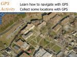 gps activity