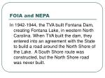 foia and nepa2