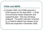 foia and nepa6