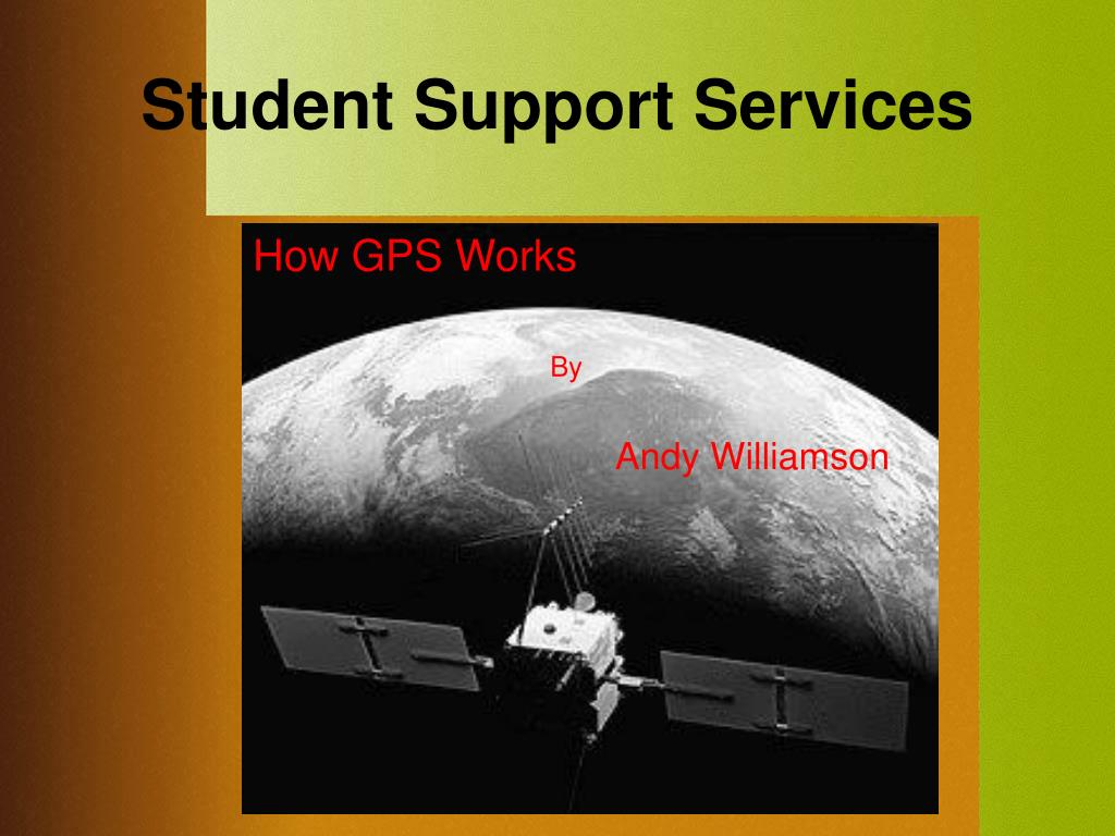 student support services l.