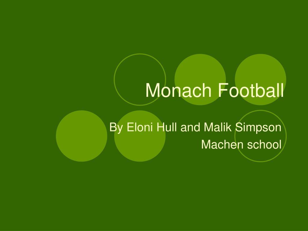 monach football l.