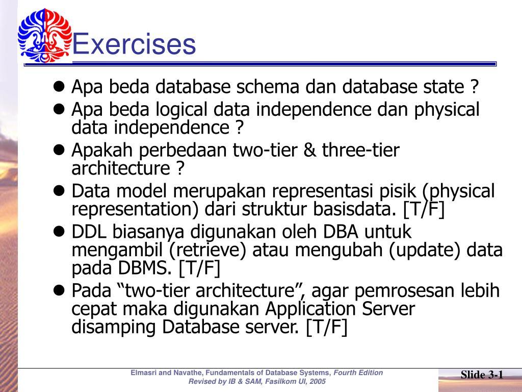 exercises l.