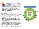haggle overview