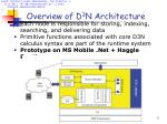 overview of d 3 n architecture