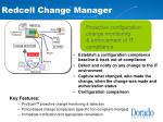 redcell change manager