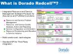 what is dorado redcell
