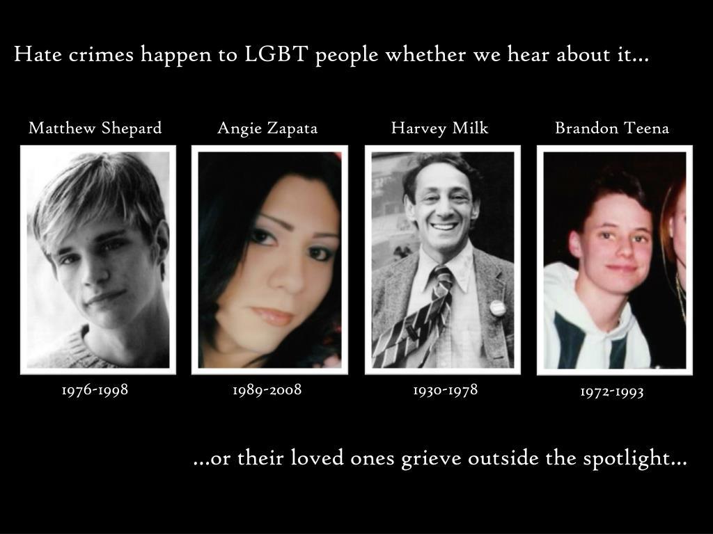 hate crimes matthew shepard essay