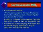 cardiovascular mri 2