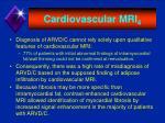 cardiovascular mri 4