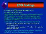ecg findings12