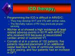 icd therapy 2