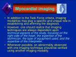 myocardial imaging