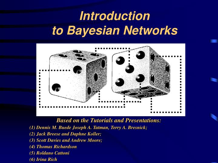 introduction to bayesian networks n.