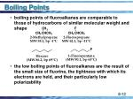 boiling points12