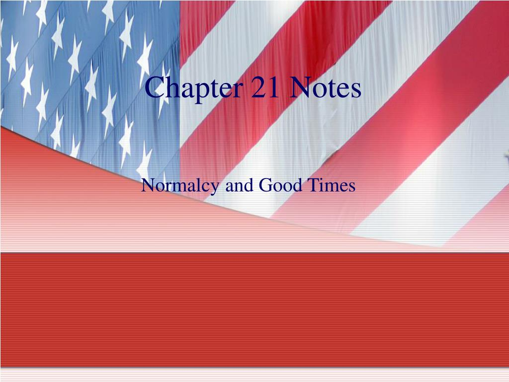 chapter 21 notes l.